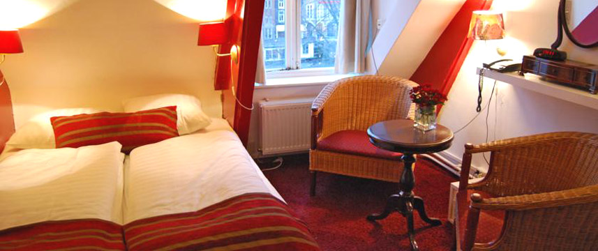 Amsterdam House Hotel Eureka Double Room