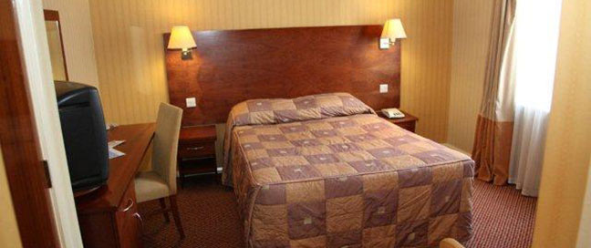 Apollo Hotel Birmingham - Double Bed