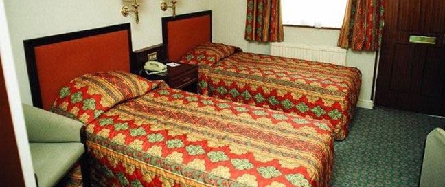 Apollo Hotel Birmingham - Twin Room