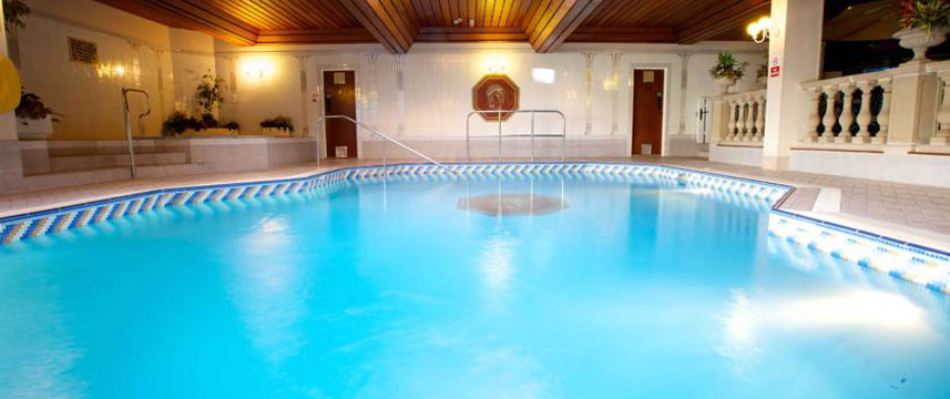Apollo Hotel Jersey - Indoor Pool