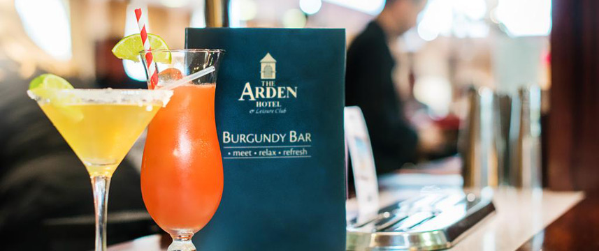 Arden Hotel and Leisure Club - Burgundy Bar