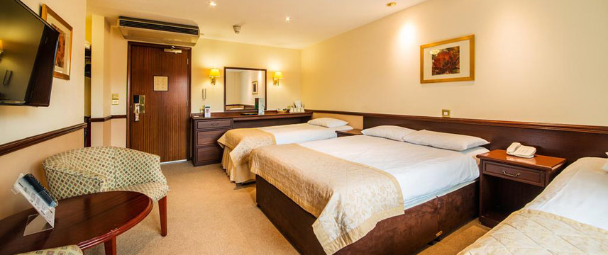 Arden Hotel and Leisure Club - Quad Room