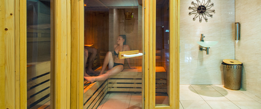 Arden Hotel and Leisure Club - Sauna