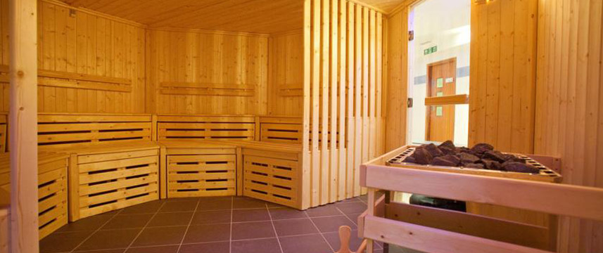 Arora International Gatwick - Steam Room Interior