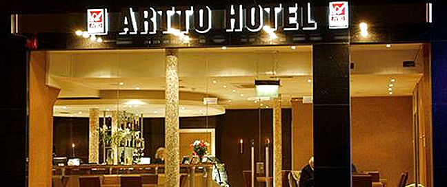 Artto Hotel Central Glasgow - Exterior