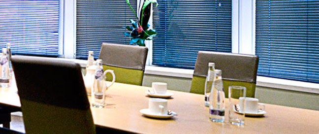 Artto Hotel Central Glasgow - Meeting Room