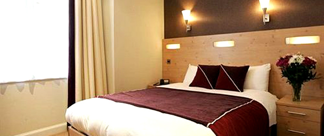 Artto Hotel Central Glasgow - Room Double