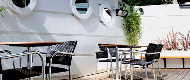 Artto Hotel Central Glasgow - Terrace