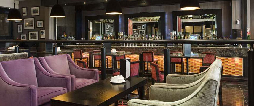 Ashling Hotel Dublin - Bar Seating