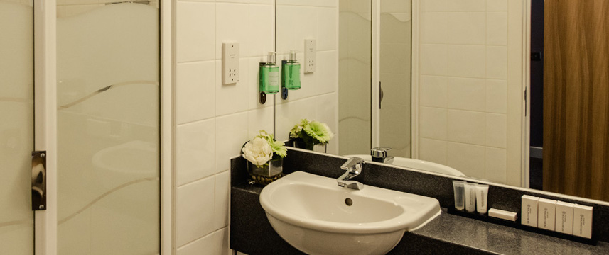 Aspect Hotel Park West - Bathroom