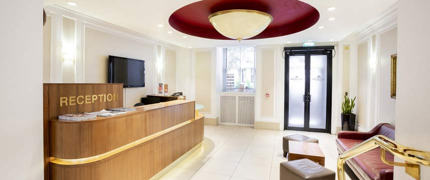 Astor Court - Reception Desk