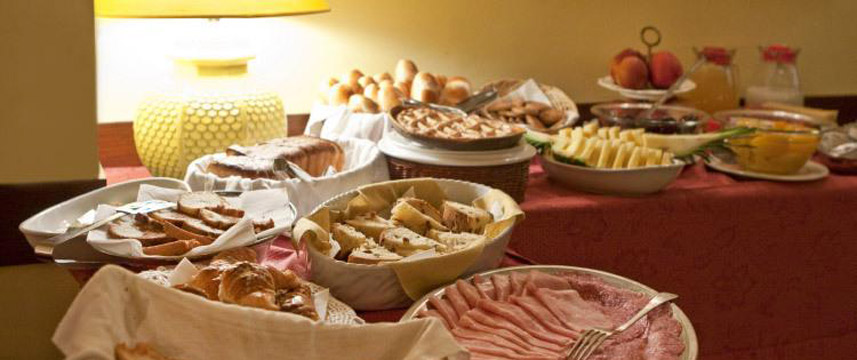 Astoria Garden Hotel - Breakfast Buffet