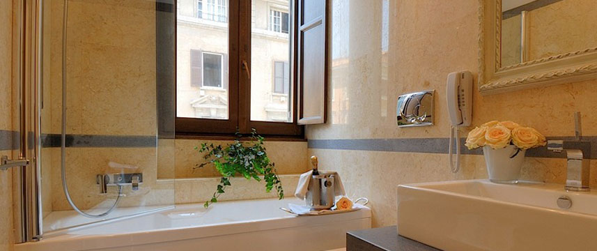 Atlante Star Hotel - Bathroom