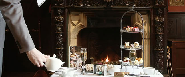 Audleys Wood Hotel - Afternoon Tea