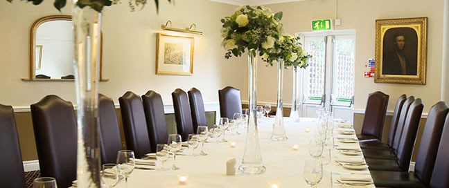 Audleys Wood Hotel - Function Room