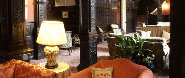 Audleys Wood Hotel - Lobby