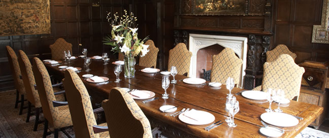 Audleys Wood Hotel - Private Dining