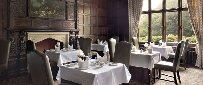 Audleys Wood Hotel - Simonds Restaurant