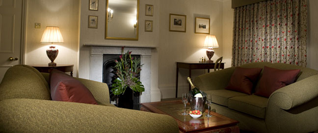 Audleys Wood Hotel - Suite Lounge