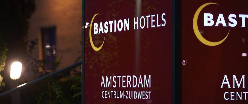 Bastion Zuidwest Sign