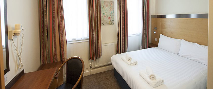 Belgrave Hotel Oval - Double Room