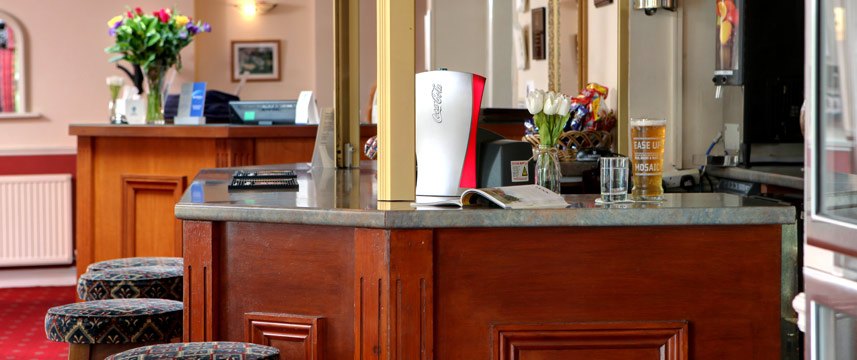Best Western Claydon Hotel - Bar