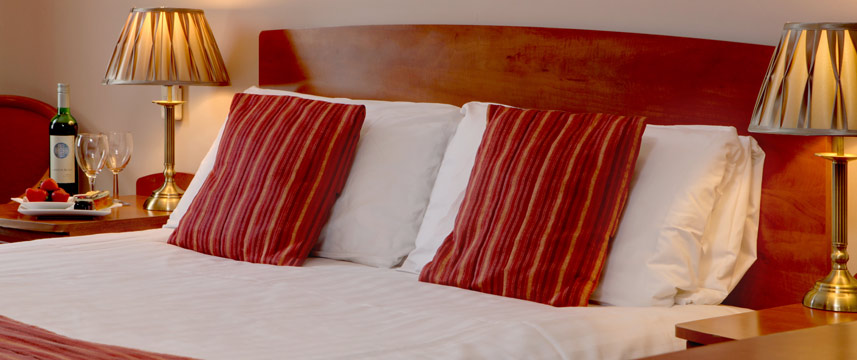 Best Western Claydon Hotel - Double Bed