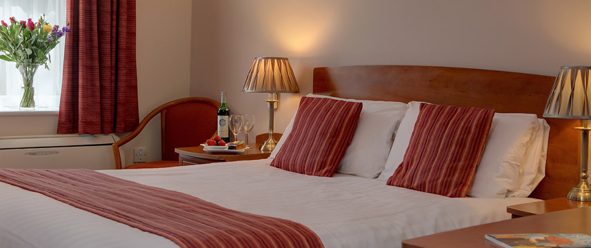 Best Western Claydon Hotel - Double Room