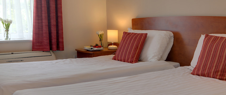 Best Western Claydon Hotel - Twin Beds
