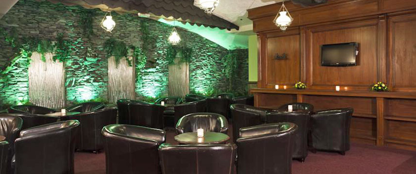 Best Western Eviston House Hotel - Bar Seating