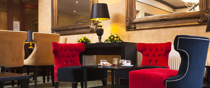 Best Western Eviston House Hotel - Seating