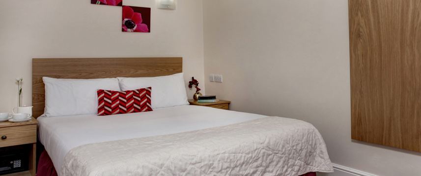 Best Western Greater London - Bedroom