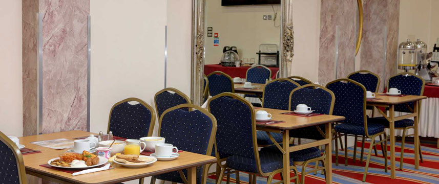 Best Western Greater London - Breakfast