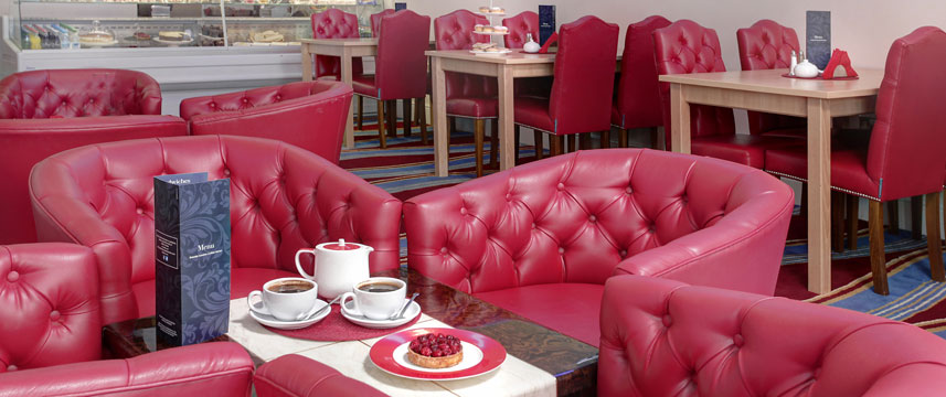 Best Western Greater London - Cafe Seating