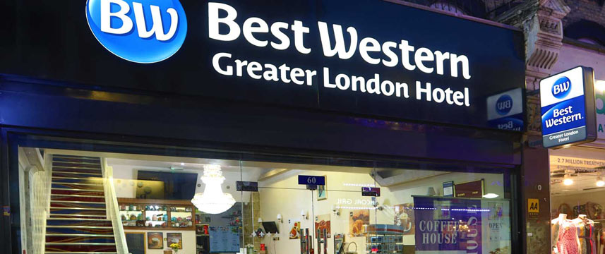 Best Western Greater London - Exterior