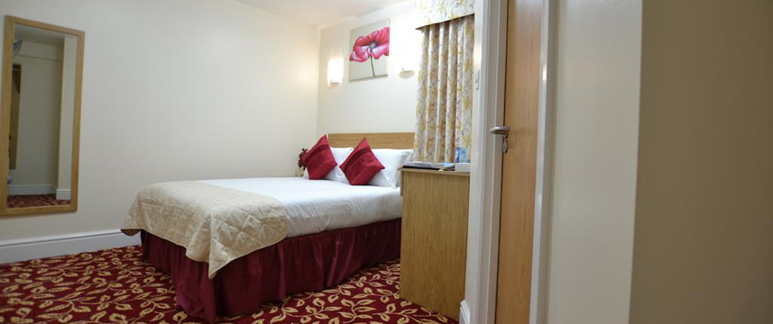 Best Western Greater London - Single Room
