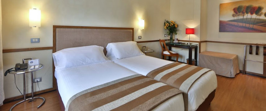 Best Western Hotel Piccadilly - Bedroom