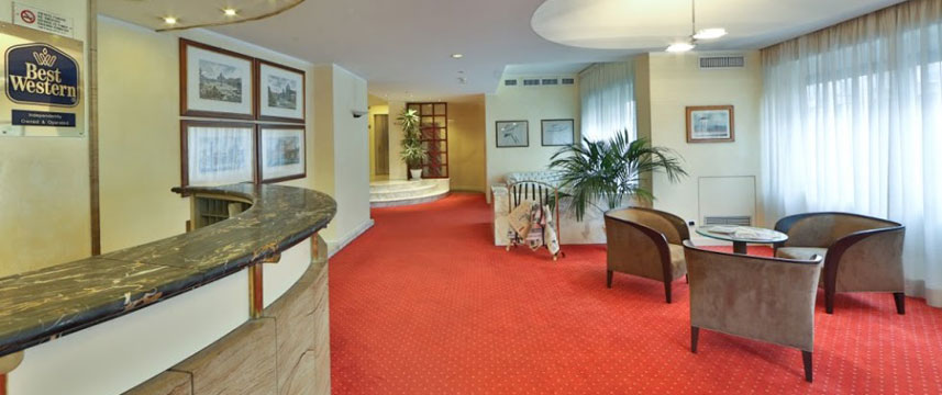 Best Western Hotel Piccadilly - Reception
