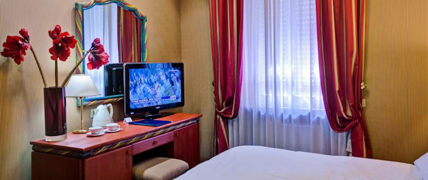 Best Western Hotel Rivoli - Bedroom Facilities