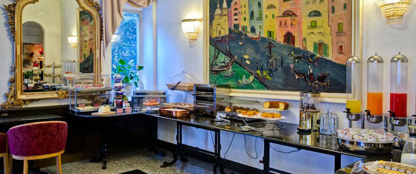Best Western Hotel Rivoli - Breakfast Buffet