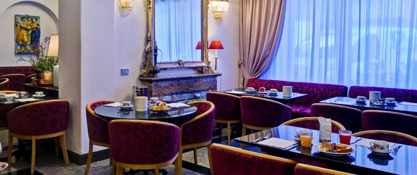 Best Western Hotel Rivoli - Breakfast Room