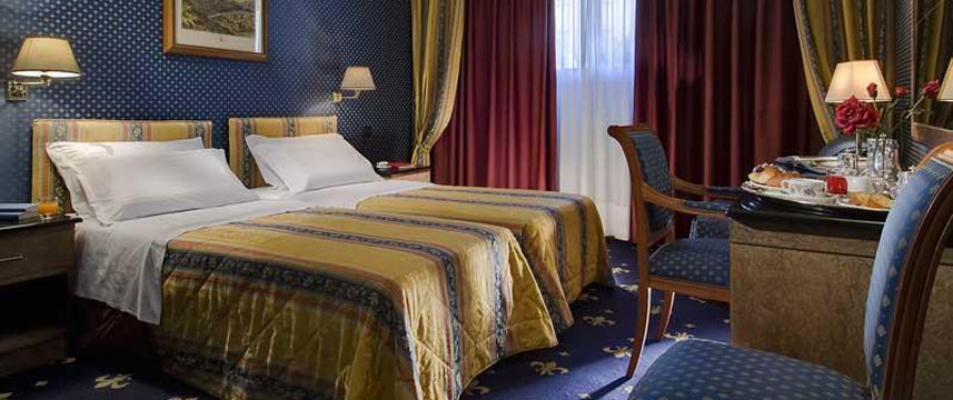 Best Western Hotel Rivoli - Twin Room