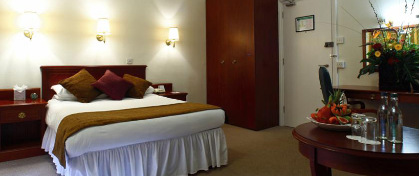 Best Western Hotel Royale - Double Bedroom