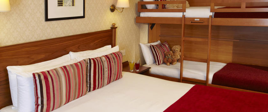 Best Western Hotel Royale - Family Bedroom