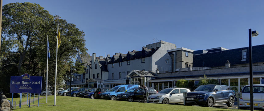 Best Western Kings Manor  Hotel Exterior