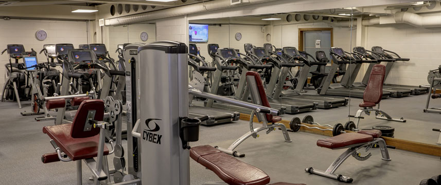 Best Western Kings Manor  Hotel Gym