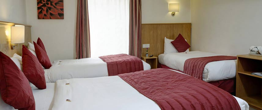 Best Western London Highbury - Family Room