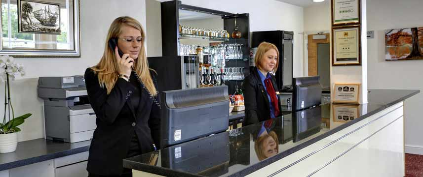 Best Western London Highbury - Reception