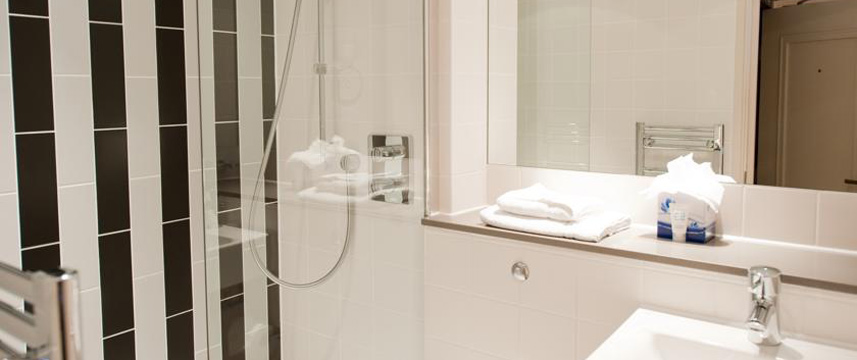 Best Western Mornington Hotel Bathroom
