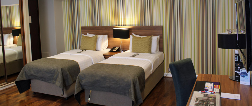 Best Western Mornington Hotel Family Room